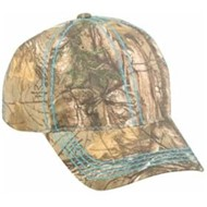 Outdoor Cap | Outdoor Cap LADIES Camo Cap