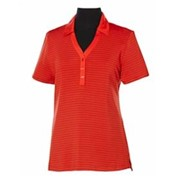 Callaway LADIES' Fine Line Core Stripe Polo