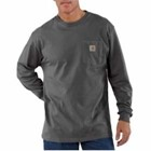 Carhartt TALL L/S Workwear Pocket T-Shirt