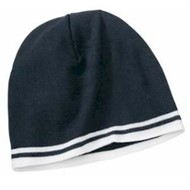 Port Authority | P&C Knit Skull Cap w/ Stripes