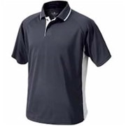 Charles River Color Block Wicking Polo