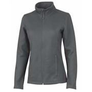 Charles River LADIES' Heritage Rib Knit Jacket
