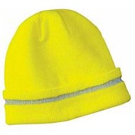 Corner Stone | CornerStoneSafety Beanie with Reflective Stripe