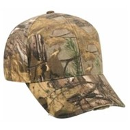 Outdoor Cap | Outdoor Cap Frayed Visor Camo Cap