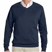 Devon & Jones Classic V-Neck Sweater