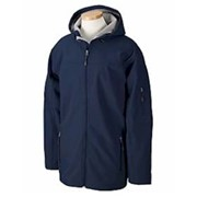 Devon & Jones Hooded Soft Shell Jacket