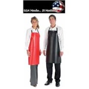DayStar X-Large No Pocket Vinyl Bib Apron