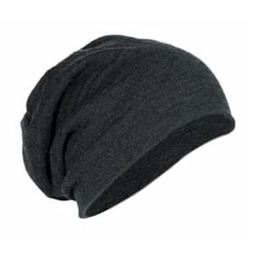 Charcoal District Slouch Beanie