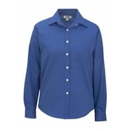 Edwards  | Edwards L/S LADIES' Pinpoint Oxford Shirt