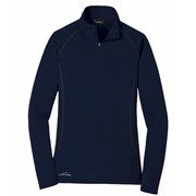 Eddie Bauer LADIES' 1/2-Zip Base Layer Fleece