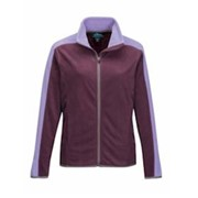 Tri-Mountain LADIES' Oakhaven Micro Fleece Jacket