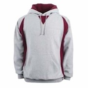 GAME The Booster Two-Tone Hoodie