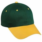 Outdoor Cap Basic Cotton Twill Cap