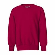 Hanes 7.8 oz 50/50 Youth Crew Neck