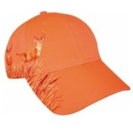 KC | KC Neon Hunting Orange BUCK Cap