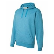 J America Fashion Heather Color Fleece Hood
