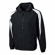 Sport-tek ColorBlock Hooded Jacket