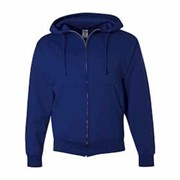 JERZEES 9.5 oz 50/50 Full-Zip Hood