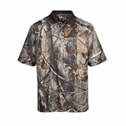 Tri-Mountain Momentum Camo Polo