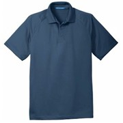 Port Authority Crossover Raglan Polo