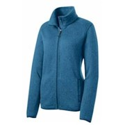 Port Authority LADIES' Sweater Fleece Jacket