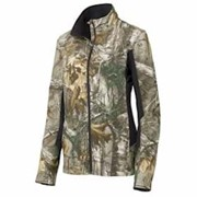 Port Authority LADIES' Camouflage Soft Shell