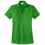 Port Authority LADIES' Fine Jacquard Sport Shirt