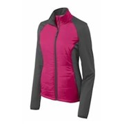 Port Authority LADIES' Hybrid Soft Shell Jacket