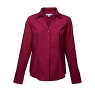 Tri-Mountain | Tri-Mountain LADIES' Meredith Long Sleeve Shirt