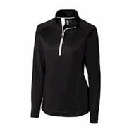 CBUK by Cutter & Buck | CBUK LADIES' Jackson 1/2 Zip Overknit