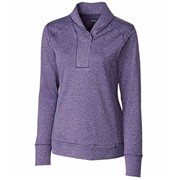 Cutter & Buck LADIES' Shoreline Half Zip Pullover
