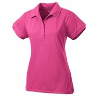 Sport-tek | Sport-Tek LADIES' Contrast Stitch Micropique Polo