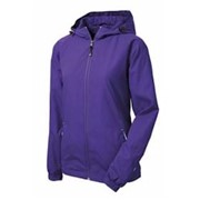 Sport-Tek LADIES' Colorblock Hooded Jacket