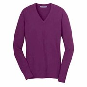 Port Authority LADIES' V-Neck Sweater