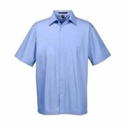 Harriton Advantage Snap Closure Shirt