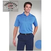 Monterey Club Lightweight Pique Shirt