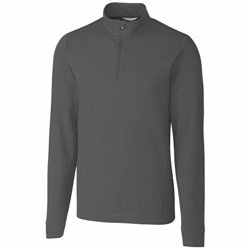 Cutter & Buck Advantage Zip Mock Half-Zip