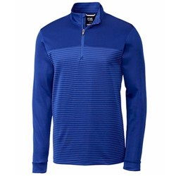 Cutter & Buck Traverse Stripe 1/2 Zip Pullover