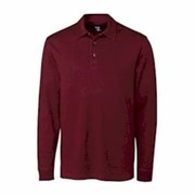 Cutter & Buck L/S Pima Belfair Polo