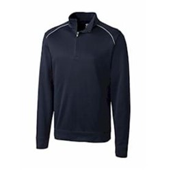 Cutter & Buck WeatherTec Ridge Half Zip
