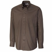 Cutter&Buck L/S Epic Easy Care Nailshead Shirt