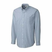 Cutter & Buck L/S Multi Stripe Shirt