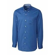 Clique by Cutter Buck | CLIQUE L/S Bergen Stain Resistant Twill Shirt