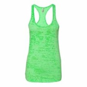 Next Level LADIES' Burnout Racerback Tank