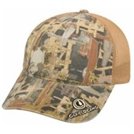 Outdoor Cap | Outdoor Cap Oilfield Camo Mesh Back Cap