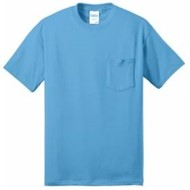 Port Authority | Port & Company Core Blend Pocket Tee