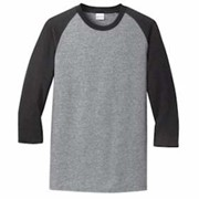 Port & Company 3/4 Sleeve T-Shirt