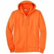Port & Company TALL Full Zip Hooded Sweatshirt