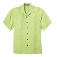 Port Authority | Port Authority Patterned Easy Care Camp Shirt
