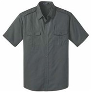 Port Authority | Port Authority Stain Resistant S/S Twill Shirt